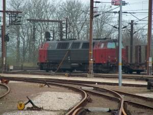 Railon Mz 1418 i Ringsted