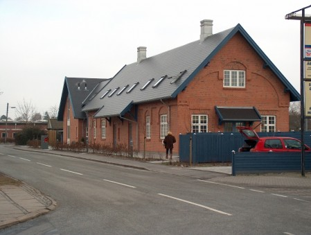 Slangerup Station - 1