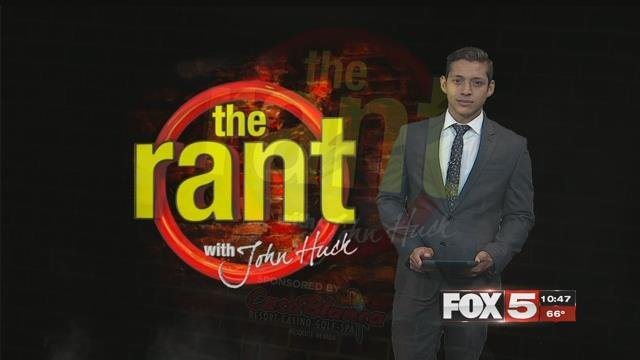 The Rant: April 25, 2017