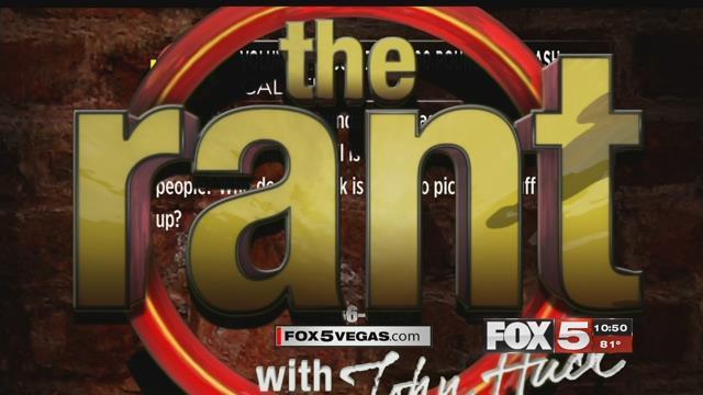 The Rant: May 22