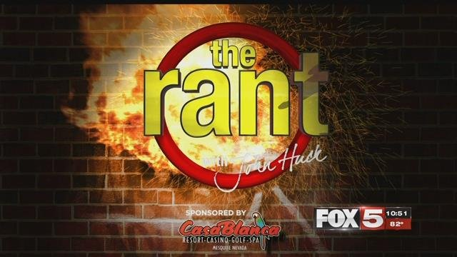 The Rant: June 8, 2017