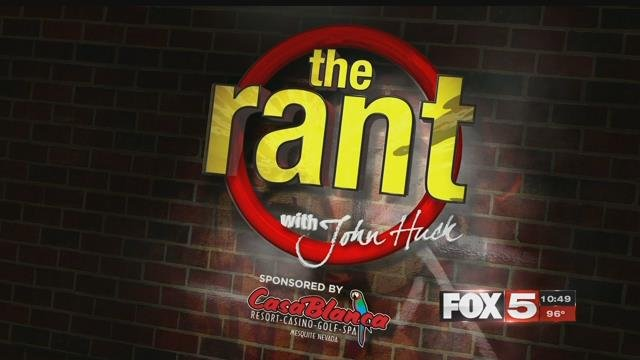 The Rant: June 23, 2017