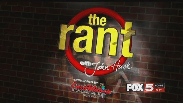 The Rant: July 13, 2017