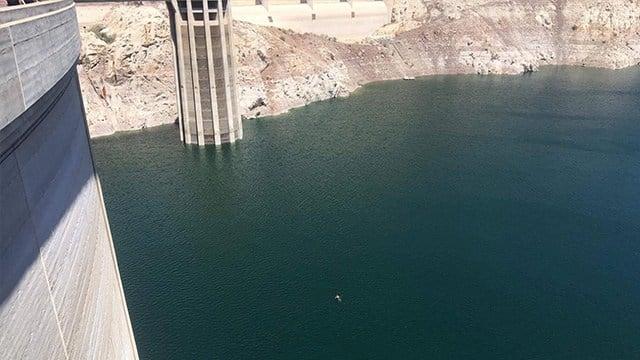 UK man survives jump into Hoover Dam  FOX5 Vegas  KVVU