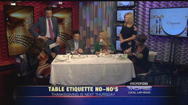 03 05 Thanksgiving Etiquette No S
