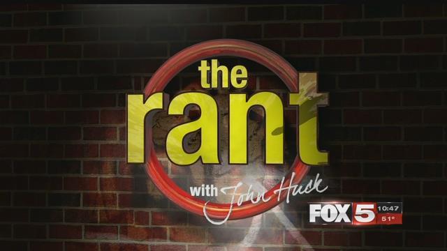 The Rant: Dec. 13, 2017