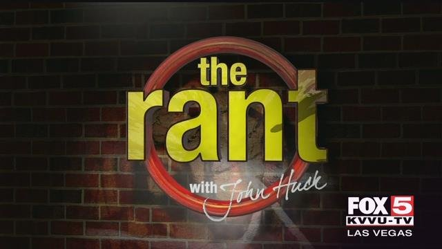 The Rant: July 17, 2018