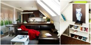 Business - Fotografie 2 Innenarchitektur-Aufnahmen einer Wohnung
