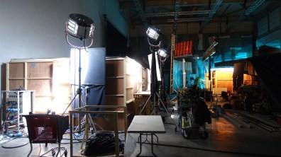 Sur le tournage de Boule & Bill 2