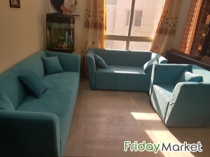 new sofa for sale fabric types online brand in kuwait fridaymarket salwa