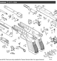 glock 17 parts diagram hhpurebuildco [ 1600 x 1284 Pixel ]