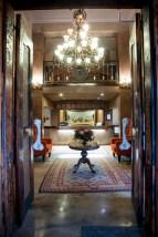 Reception Area Lodge