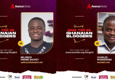 Two Obuasi-based Bloggers Named Among 2021 Top 50 Ghanaian Bloggers