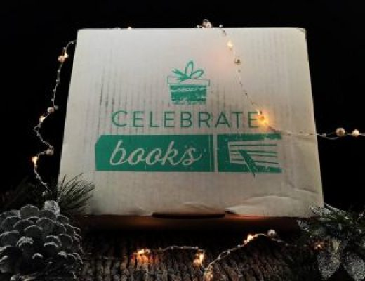 | Unboxing Celebrate Books Box | Escaping Reality