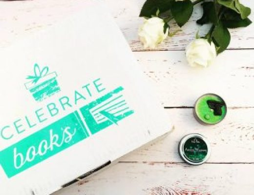 Unboxing Celebrate Books Box | Tahereh Mafi Special