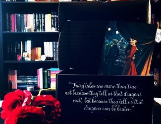 Unboxing FairyLoot BookBox | Rebels in Ballgowns