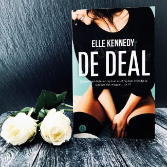 Recensie | De Deal (Off-Campus #1), Elle Kennedy