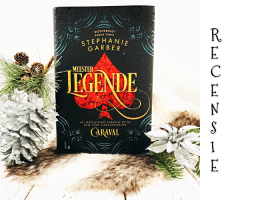 Recensie | Meester Legende (Caraval #2), Stephanie Garber