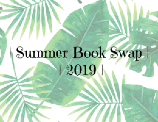 Wonderland | Summer Book Swap | 2019