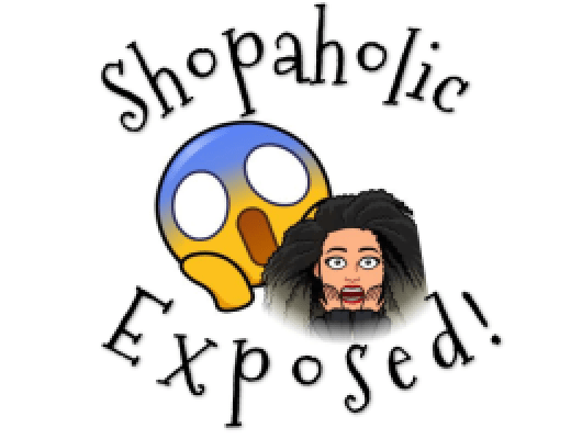 Shopaholic Exposed | November '17 en '18