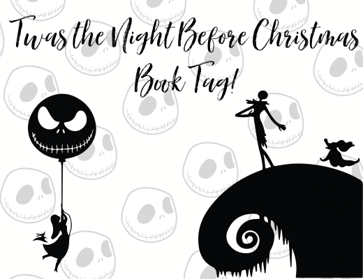 Twas the Night Before Christmas Book Tag!