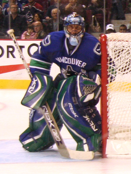 Roberto Luongo Is Arguably