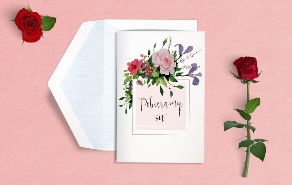 zaproszenia-ślubne-2018-kwiaty