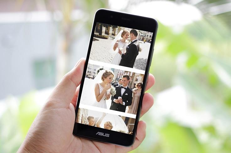 ślubna aplikacja do zdjęć