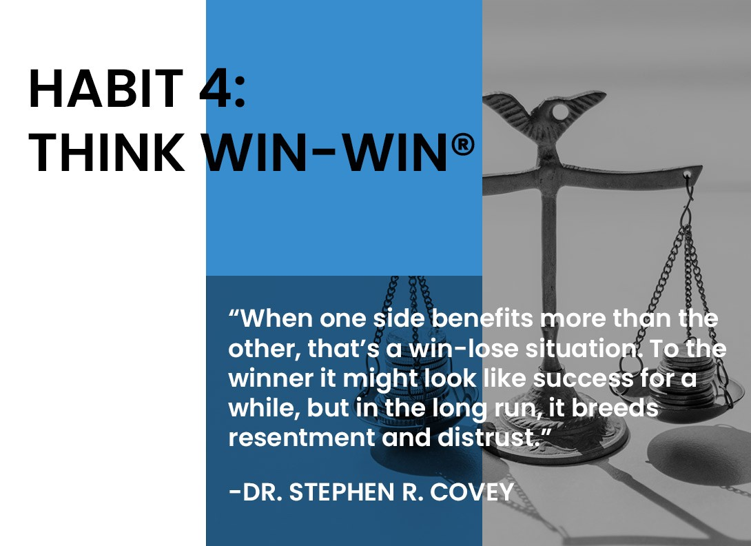 Stephen Covey S Seven Habits Of Highly Effective People