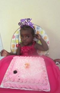 Victoria's 2nd Birthday
