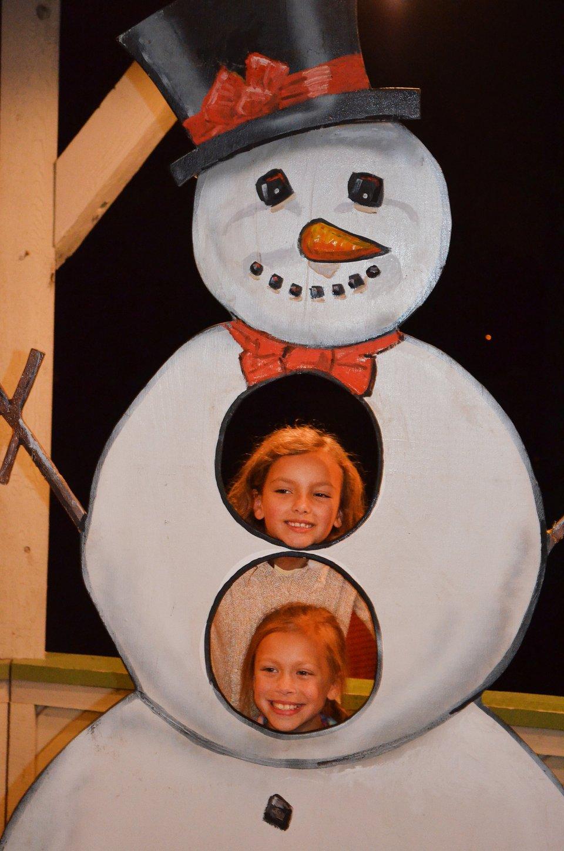 Christmas Town 2012 Shawnee Dispatch