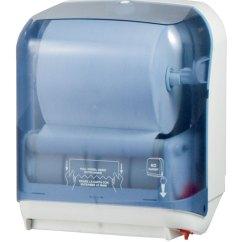 Automatic Paper Towel Dispenser For Kitchen Antique Appliances Easy Cut Kweeko Com Washroom