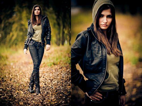 Portrait und Fashionfotografie ohne Hilfsmittel