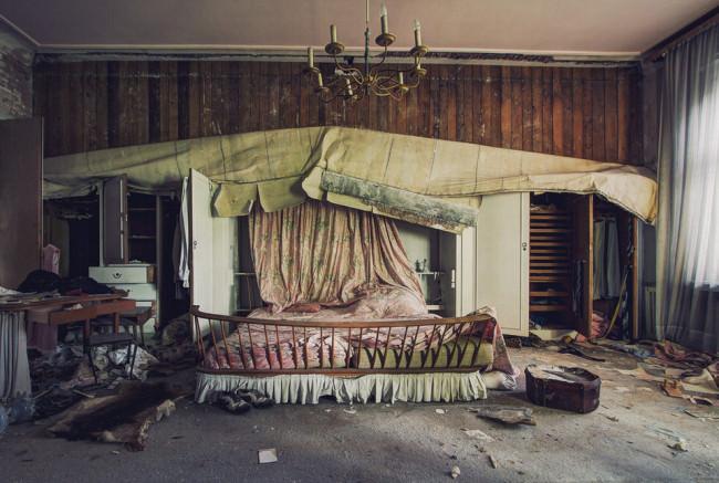 Lost Places Dr Anna L  kwerfeldein  Magazin fr