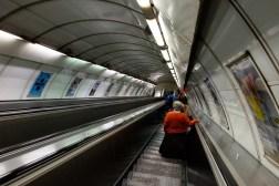 Zejście do metra