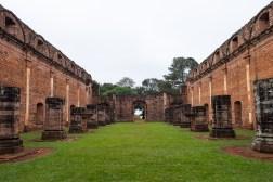 Ruiny jezuickie Jesús de Tavarangue