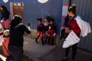 Sesja zdjęciowa na zakończenie parady z okazji dnia szkoły