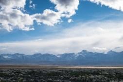 Góry, chmury, góry, chmury