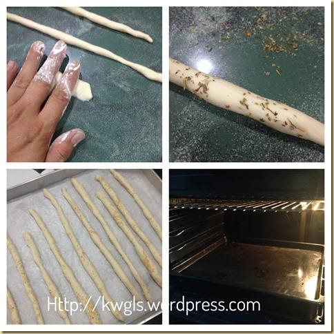 Bread In A Stick?–Italian Breadsticks (意大利面包条)