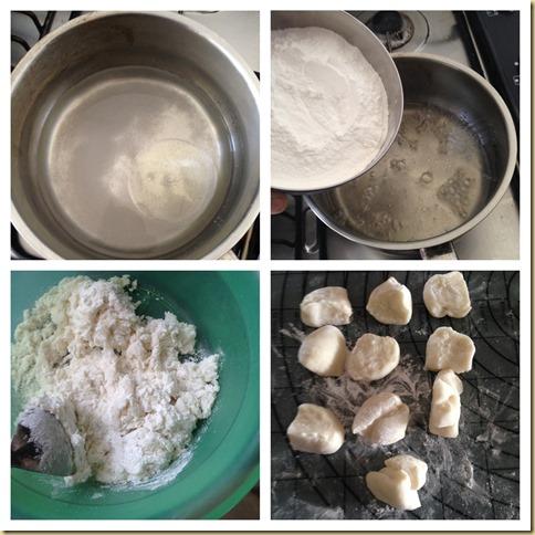 Glutinous Rice Flour Red Bean Pancake (豆沙烧饼-糯米皮)