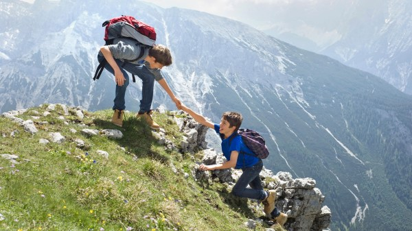 Mountain Guides Teach Us About Leadership KWHS