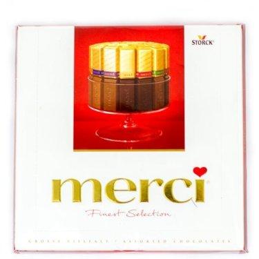 merci czekoladki