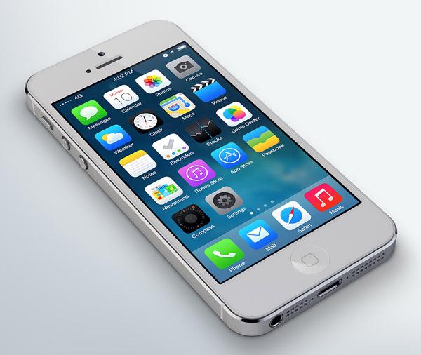 iOS7 Redesign by Leo Drapeau
