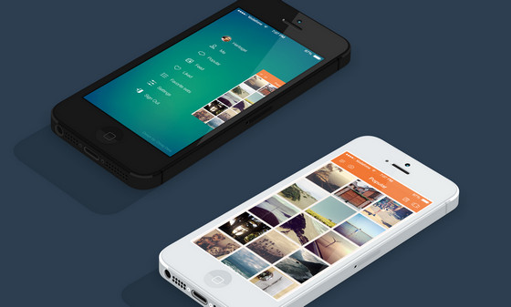 Instasave iPhone App by chirag dave - uijunction