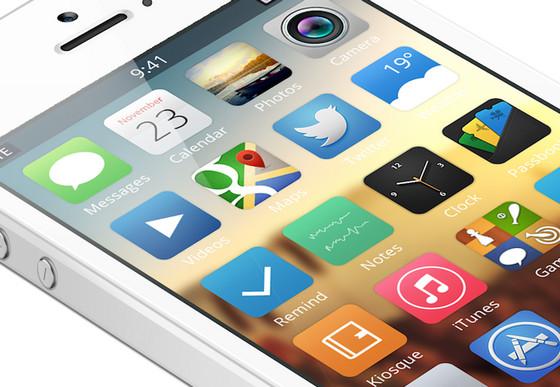 iOS Concept by mcase