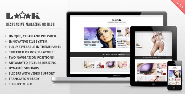 look 35 Impressive WordPress Themes of April 2012