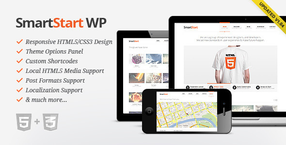 smart start 35 Impressive WordPress Themes of April 2012