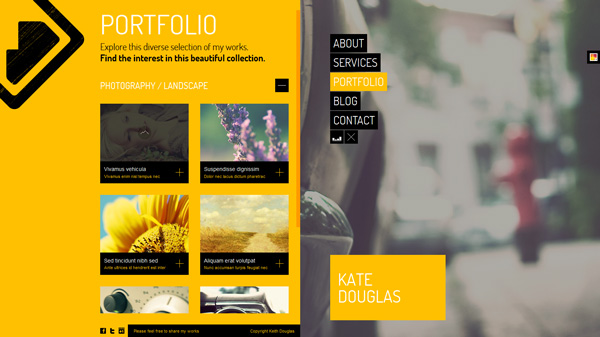 nostalgia Best 30 WordPress Themes of June 2012