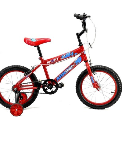 """Kids Bicycle 16"""" with Trainer Wheels"""