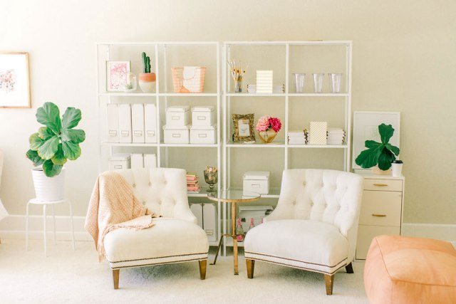 Bonnie's office // My Top 5 Take-Aways from Illume Retreat